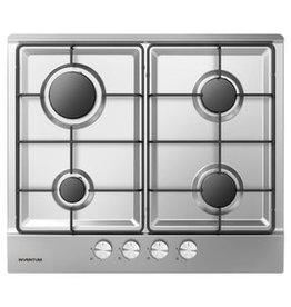 Inventum Inventum IKG6021RVS inbouw kookplaat