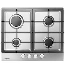 Inventum Inventum IKG6023GRVS inbouw kookplaat