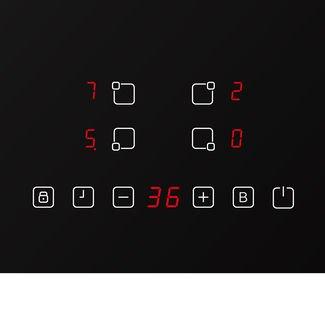 Inventum Inventum IKI6010 - Inductie kookplaat - inbouw - 1-fase