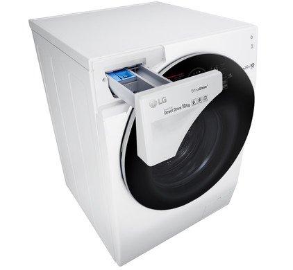 LG Wasmachine LG TwinWash FH4G1JCS2   10kg   1400rpm   A+++