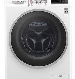 LG Wasmachine LG F4J7TY1W | 8kg | 1400rpm | A+++