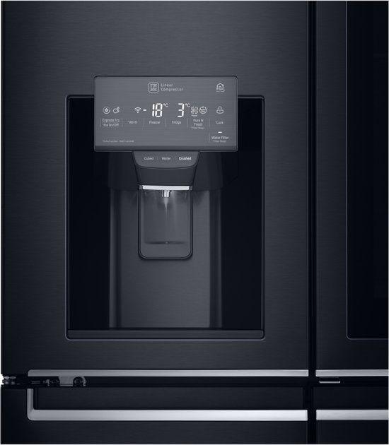 LG Koelkast Amerikaans LG GMK9331MT | A+