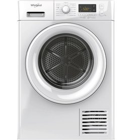 whirlpool Whirlpool FTNLM1172Y AutoCleaning Warmtepompdroger 7KG A++