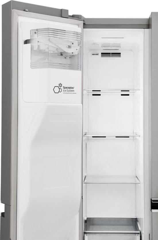 LG Koelkast Amerikaans LG GSJ560PZXV Door-in-door   A+