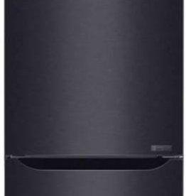 LG Koel/vries combi LG GBB 60 MCFFS | Zwart | A+++