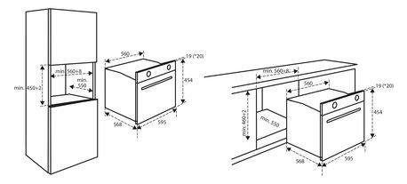 Inventum Inventum IMC6150RK Oven met magnetron Roestvrijstaal