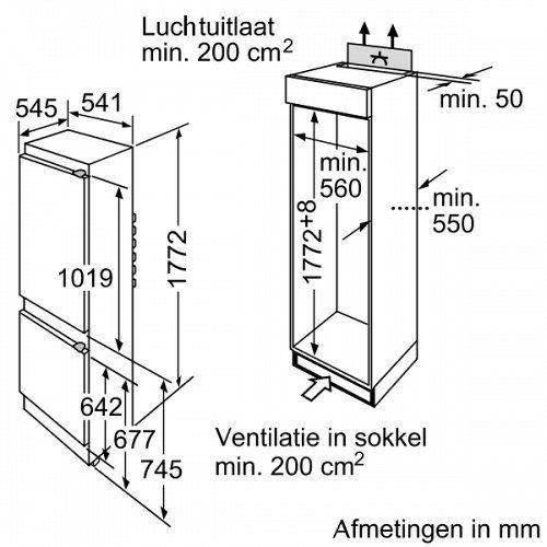Siemens KI34VX20