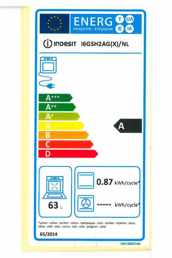Indesit I6GSH2AG(X)/NL