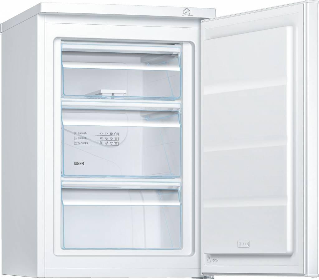 Wonderlijk Bosch GTV15NW3A | Serie | 2 Kleur: wit Diepvrieskast tafelmodel KH-44