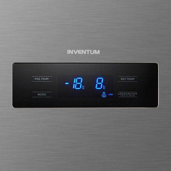 Inventum TOP-DEAL! Inventum Amerikaanse koelkast SKV1780R  A+ zuinig qua energie en  goede prijs/kwaliteit !!