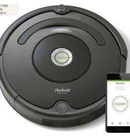 iRobot Roomba 676 Robotstofzuiger
