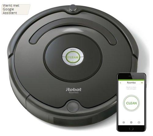 iRobot iRobot Roomba 676 Robotstofzuiger