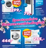 Whirlpool Whirlpool FWG81496WSE NL - Wasmachine - 8kg - 1400 toeren A+++-30%