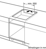 SIEMENS SIEMENS ED751FPB1E Inductie kookplaat