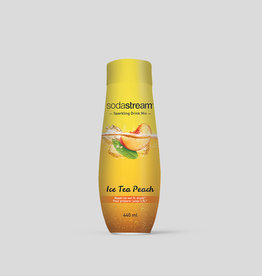 SodaStream SodaStream siroop Ice Tea Peach - 440ml