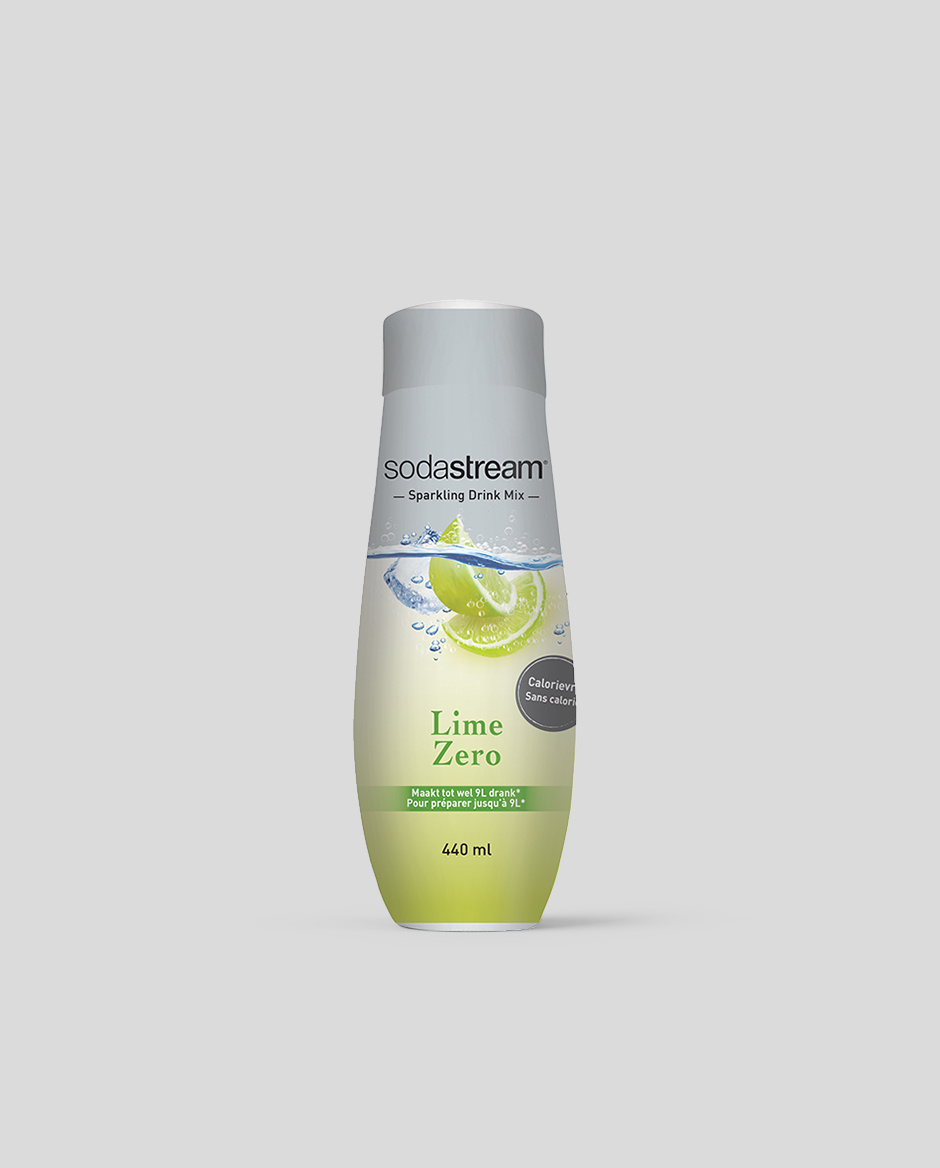 SodaStream SodaStream siroop Lime Zero - 440ml