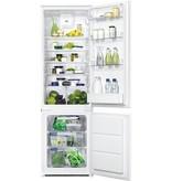 Zanussi Zanussi ZBB28465SA inbouw combi-koelkast 178cm