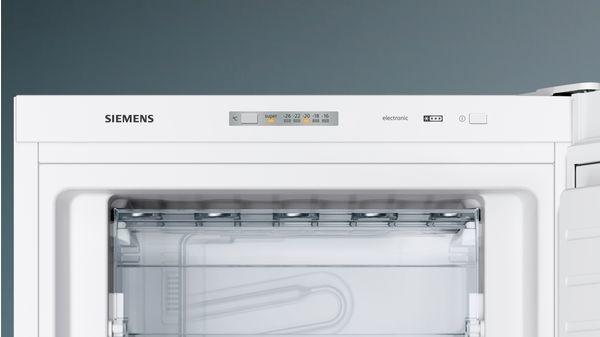 SIEMENS Siemens Vriezer GS24VVWEV