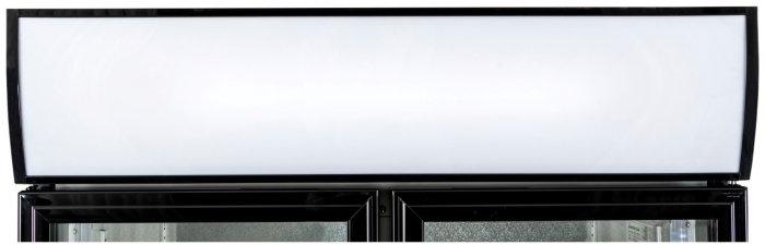 ELDC1011HD Koeler met glasdeur