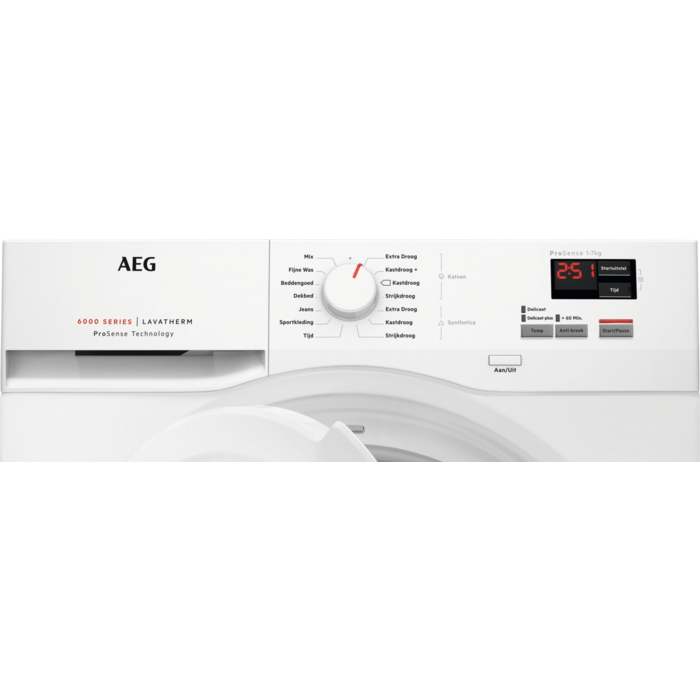 AEG AEG T6DB72KP Condensdroger