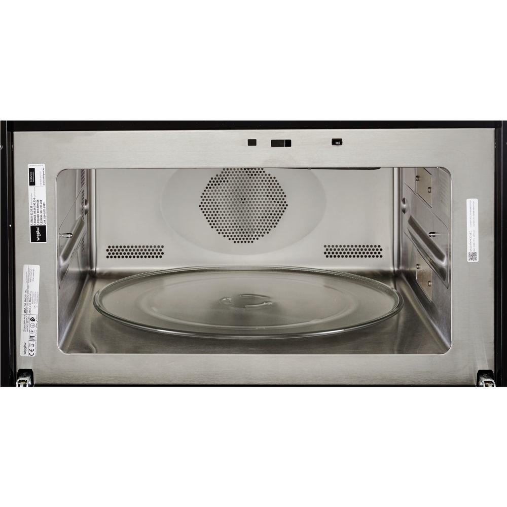 Whirlpool Whirlpool W9 MW261 IXL Inbouw Combimagnetron - 40 liter - 900 watt