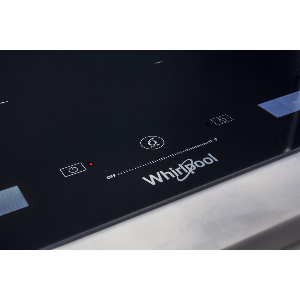 Whirlpool Whirlpool SMP 778 C/NE/IXL Inductie kookplaat - Inbouw - 8 kookzones