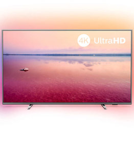 Philips NIEUWJAARSKNALLERS : Philips 65 Inch 4K UHD LED TV (SHOWMODEL)