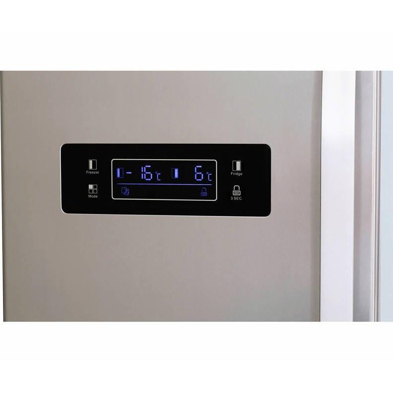 Exquisit Exquisit SBS130-4 Amerikaanse koelkast