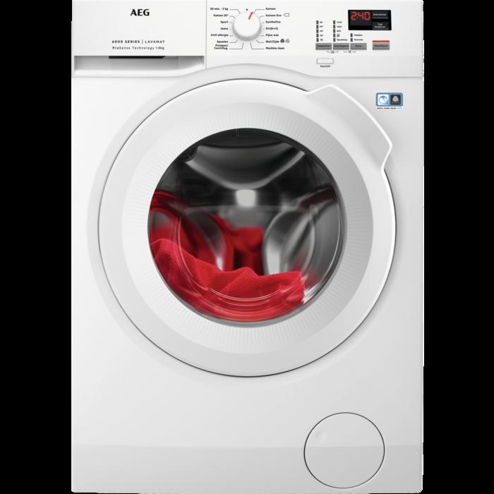 AEG AEG L6FBKIEL A+++ Wasmachine 8KG 1400 Toeren