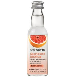 Sodastream SodaStream Fruit Drops siroop - 40 ml - Grapefruit