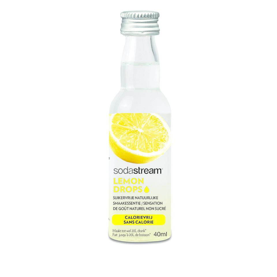 Sodastream SodaStream Fruit Drops siroop - 40 ml - lemon