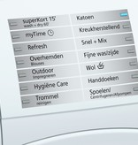 Siemens Siemens WD14U540NL Was/droogcombinatie 10/6kg 1400 Toeren