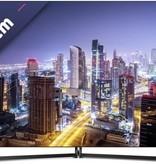 Hisense Hisense H55O8B tv 138,7 cm (54.6'') 4K Ultra HD Smart TV Wi-Fi Zwart, Zilver
