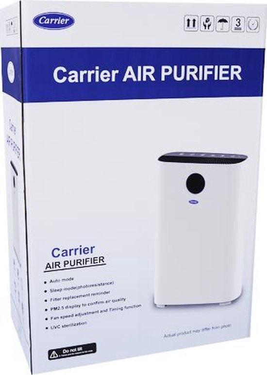 carrier Carrier Air Purifier met UV-c Lamp / CAFN036LC2