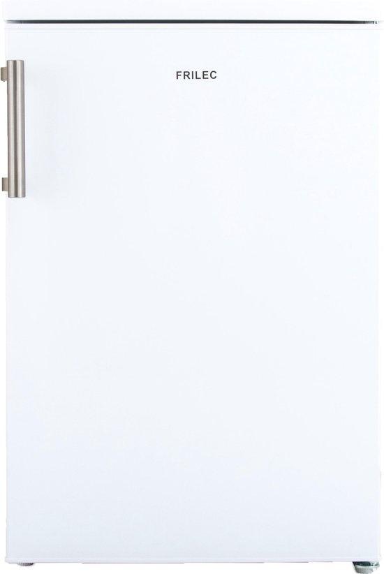 FRILEC NIEUWJAARSKNALLERS  : Frilec - BERLIN165-1RVA+++ - Tafelmodel koelkast - wit