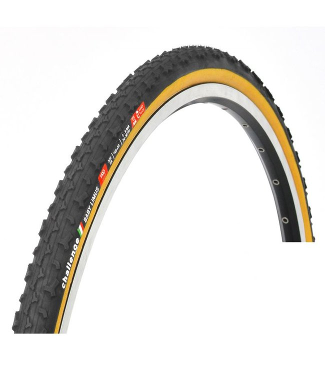 Challenge Baby Limus PRO cyclocross foldedæk 33mm (open)