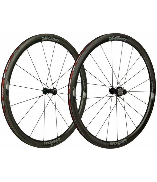 Vision Trimax 40 fuld Carbon LTD hjulsæt