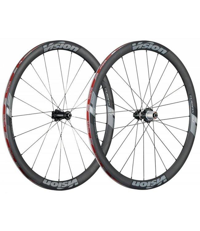 Vision Trimax Carbon 40 Disc Clincher hjulsæt