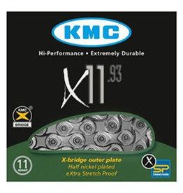 KMC KMC X11-93 Silver