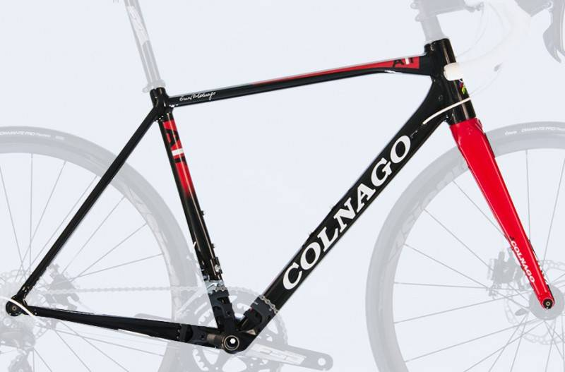 Colnago Colnago A1-R Road komplet racercykel m. 105