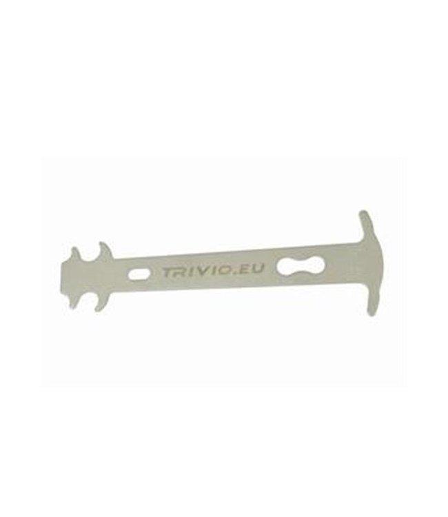 Kæde slitage måler - Trivio