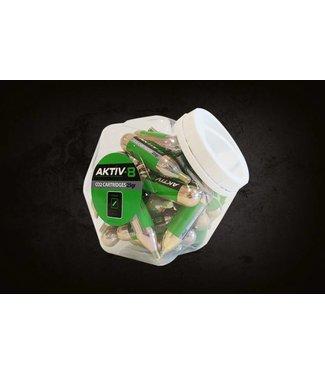 Aktiv-8 35x Aktiv-8 Co2 patroner 25 gram med gevind