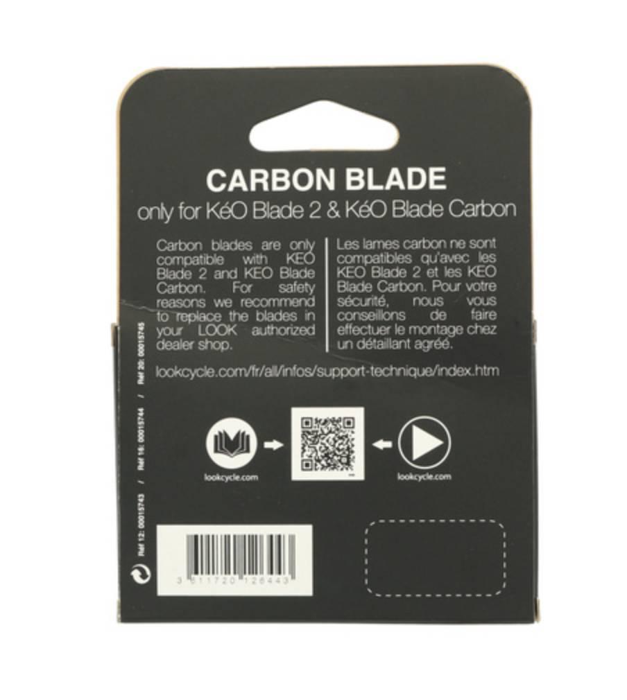 LOOK LOOK KEO BLADE CARBON KIT 12 / 16 / 20