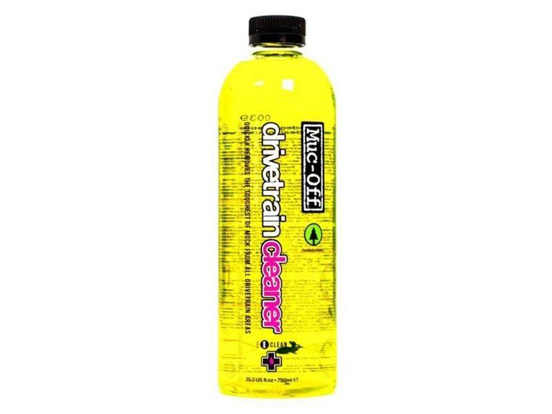 Muc-Off Muc-Off Bio Drivetrain Cleaner 500 ml / 750 ml.