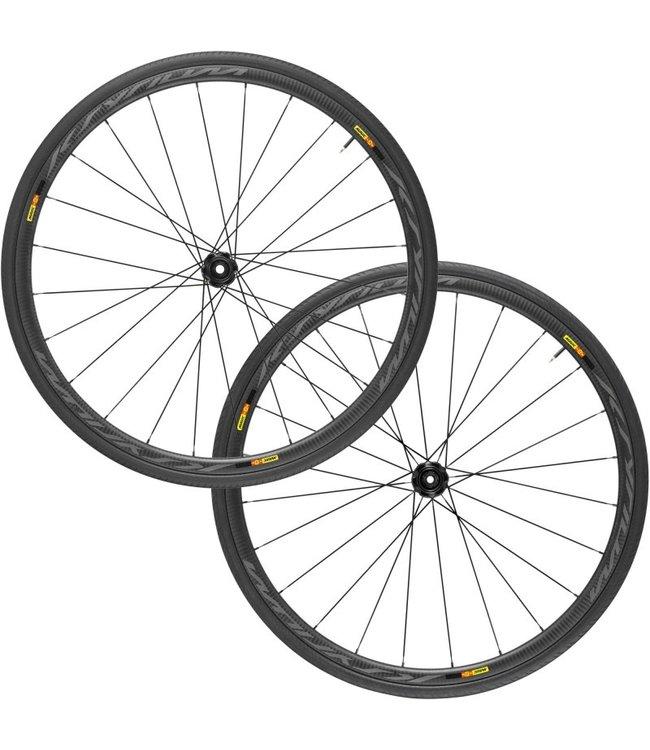 Mavic Ksyrium Pro SL Carbon Clincher Disc Racer Hjulsæt