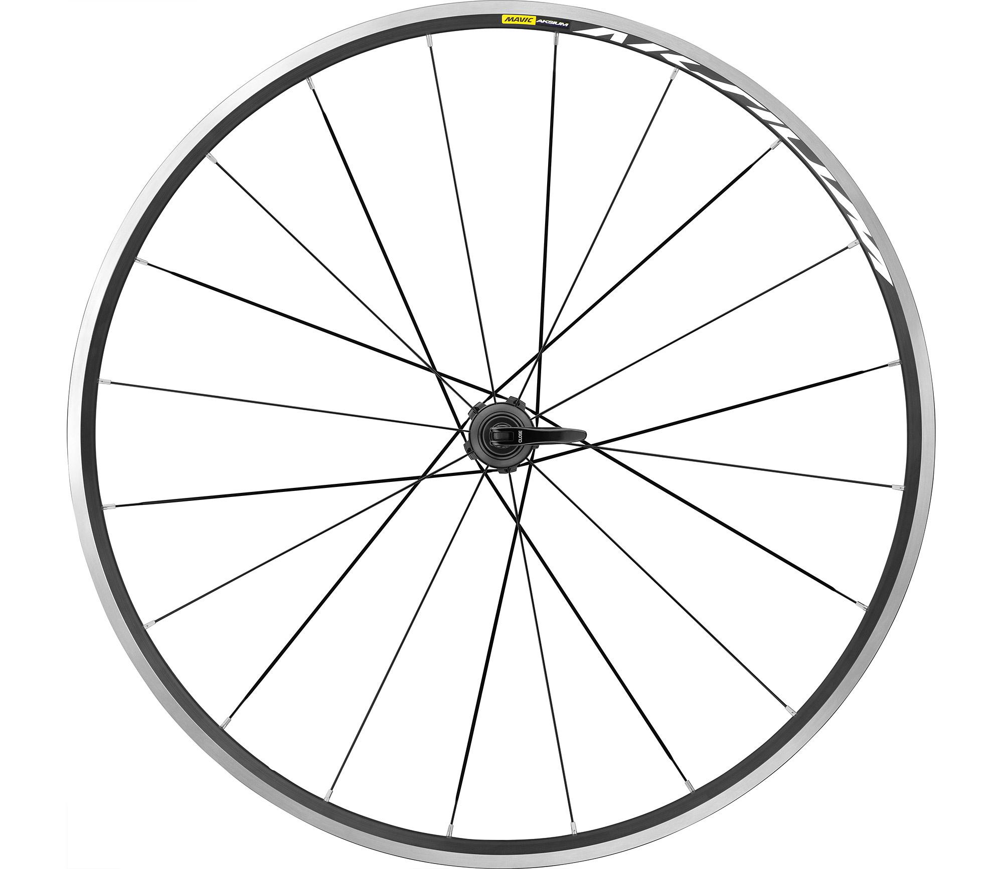 Mavic Mavic Aksium Racer Hjulsæt  - Shimano/Sram