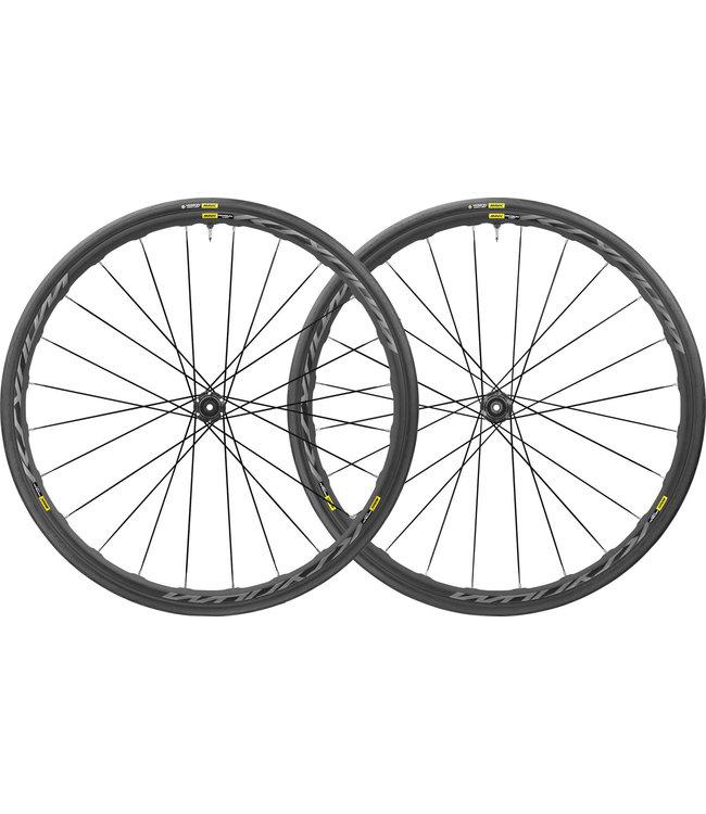 Mavic Ksyrium Elite Disc Hjulsæt inkl. Dæk