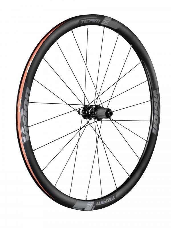 Vision Vision Team 35 Comp TL Disc Hjulsæt