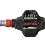 TIME TIME XC 8 ATAC MTB Pedaler Sort Rød