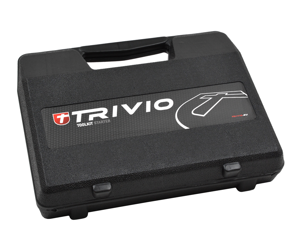 Trivio Trivio STARTER  TOOLBOX  - 18 Dele